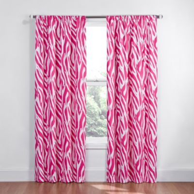 Insola Stripe Blackout Window Curtain Panel
