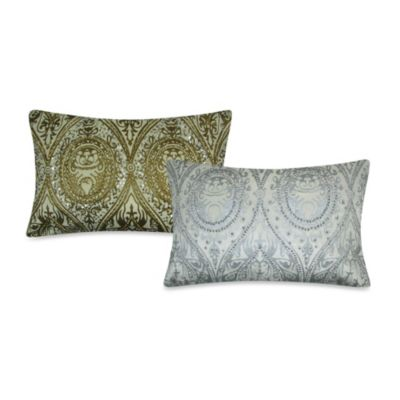 Baroque Oblong Toss Pillow