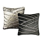 Asymmetric Jewel Square Toss Pillow