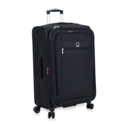 DELSEY Hyperlite 25-Inch Spinner in Black