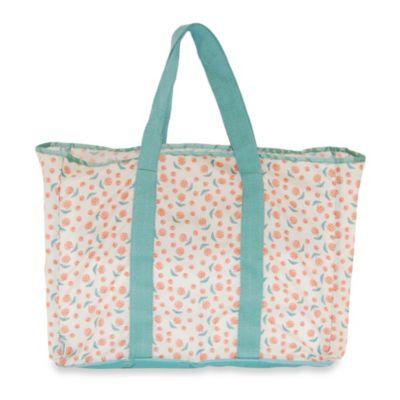 BlueAvocado® Designed by Lauren Conrad Foldable (eco) Shopper Wallet Tote in Rose