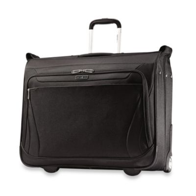 Samsonite® Aspire GR8 Wheeled Garment Bag in Black