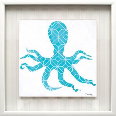"""""""Octopus"""" Framed Art"""