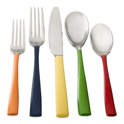 Fiesta® Hacienda 20-Piece Flatware Set