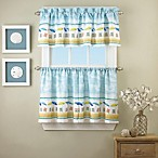 St. Tropez Window Curtain Tier Pairs