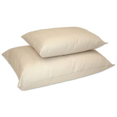 Naturepedic® Organic Kapok/Cotton Low Fill Standard Pillow