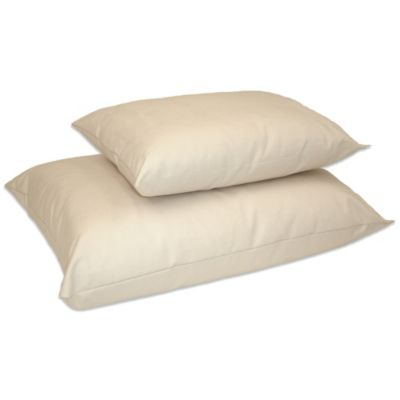 Naturepedic® Organic Cotton/PLA Low Fill Standard Pillow