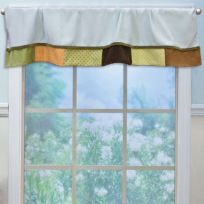 Nurture Imagination™ Mix & Match Swing Window Valance