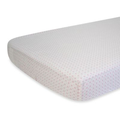 Nurture Imagination™ Mix & Match Celestial Fitted Crib Sheet in Pink
