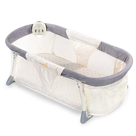 Summer Infant® Deluxe By Your Side™ Sleeper in Circle Geo from Bed ...