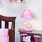 Lambs & Ivy® Jelly Bean Jungle Lamp and Shade