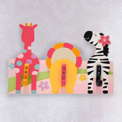 Lambs & Ivy® Jelly Bean Jungle Wall Décor