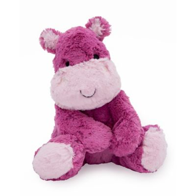 Lambs & Ivy® Jelly Bean Jungle Harriet Hippo Plush Toy