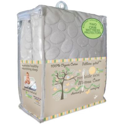 Organic Crib Mattress Pads