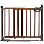 Summer Infant® Step to Secure Wood Walk-Thru Gate