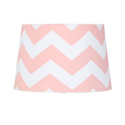 Light Pink Lamp Shade