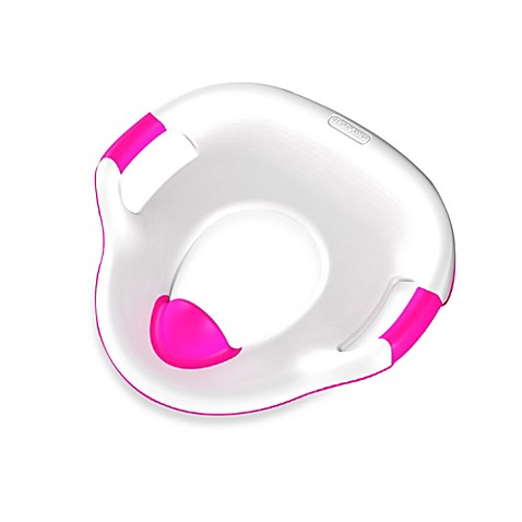 soft grip potty trainer seats in pink set of 2 www