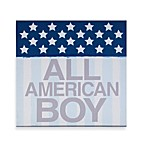 Wendy Bellissimo™ All American Boy Wall Art
