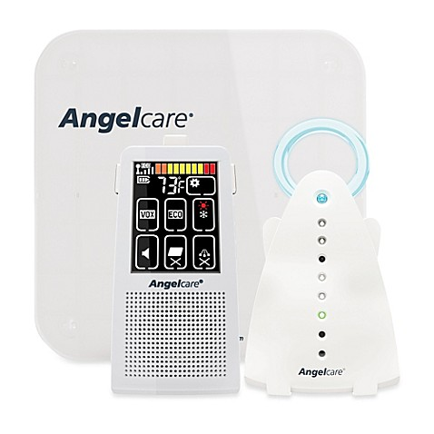 Angelcare 174 Touchscreen Movement Amp Sound Monitor Buybuy Baby