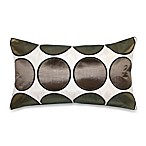 Metallic Dot Square Toss Pillow