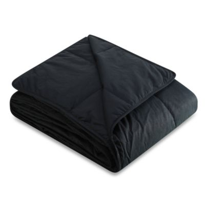 Cotton Dream All Cotton King Blanket in Black
