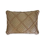 Austin Horn Classics Tuscany Small Diamond Boudoir Toss Pillow