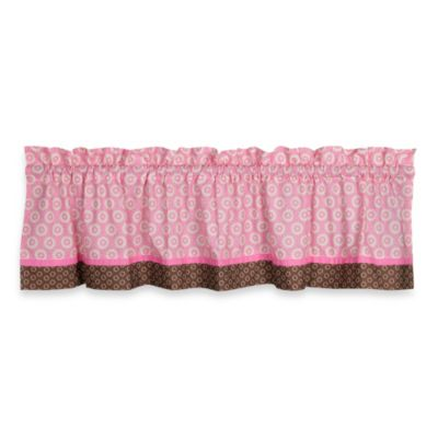 Bananafish® Calico Owls Window Valance