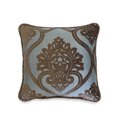 Austin Horn Classics Miraloma 18-Inch Square Throw Pillow