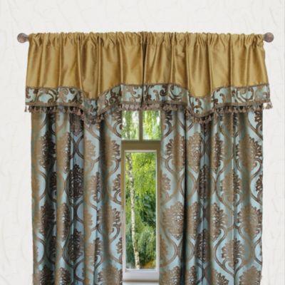 Austin Horn Classics Miraloma 84-Inch Window Panel Pair