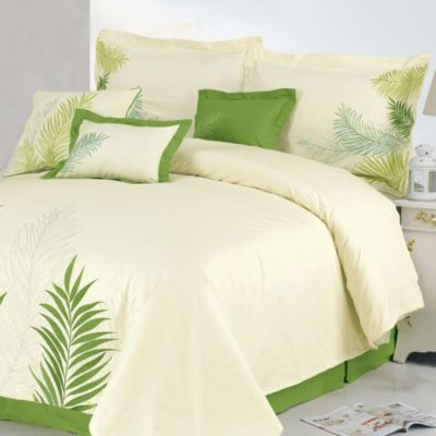 Panama Jack Haven 7-Piece Comforter Set
