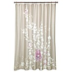Kaleah 72-Inch x 72-Inch Shower Curtain