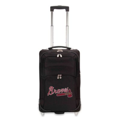 MLB Atlanta Braves 21-Inch Carry On
