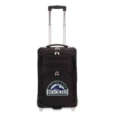 MLB Colorado Rockies 21-Inch Carry On