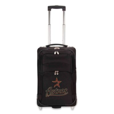 MLB Houston Astros 21-Inch Carry On