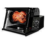 Ronco® 3000 Series Showtime Rotisserie in Black