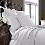 Kassatex Arno Collection Pillow Sham in White