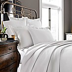 Kassatex Murano Collection Coverlet in White