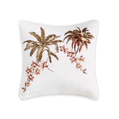 Tommy Bahama® Bonny Cove Square Toss Pillow