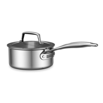 Broiler Safe Covered Saucepan