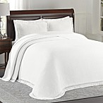 Lamont Home™ Woven Jacquard Standard Pillow Sham in White