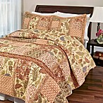 Ceylon Tea Quilt Set