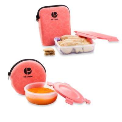 Pret a Paquet Lunch-on-the-Go in Pink