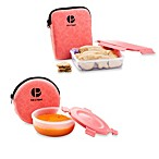 Pret a Paquet On-the-Go Storage Containers in Pink