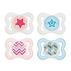 MAM Mini Air Age 0-6 Months Pacifier (2-Pack)