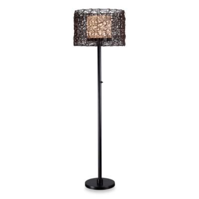 Kenroy Home Tanglewood Indoor/Outdoor 58-Inch Floor Lamp