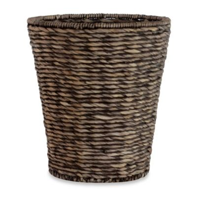 Lamont Home™ Kianna Waste Basket in Chocolate