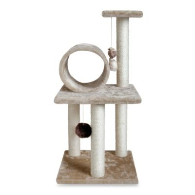 Animal Planet™ Three-Tier Cat Tree with Scratch Posts