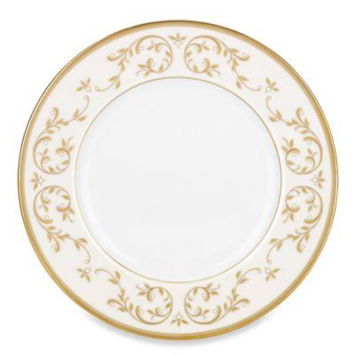 Lenox® Opal Innocence™ Gold 10.5-Inch Dinner Plate