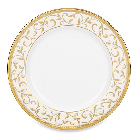 Lenox® Opal Innocence Gold Bread and Butter Plate