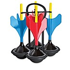 Black Series Lawn Darts (Set of 4)